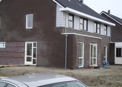nieuwbouw woning Groningen rudolphie bouw